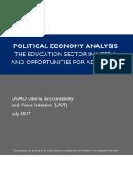 USAID-LAVI-PEA-Education-Sector