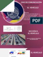 Exposición sobre vehiculo