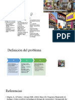 Problema (con diseño)
