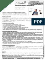 Ficha de Actividad Practica 4to Sec 03 Junio