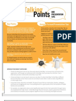 10 210 CL Toolkit Talking Point