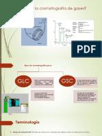 Fundamentos de la cromatografía y espectrometría de masas