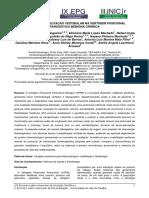 PROPOSTA REABILITAÇÃO VESTIBULAR NA VERTIGEM POSICIONAL PAROXÍSTICA BENIGNA CRÔNICA