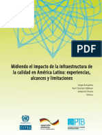 6. Infraestructura de la calidad (pag 15 a 23)