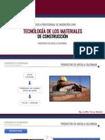 CLASE 16 - PRODUCTO DE ARCILLA - CALCINADA(1).pdf