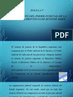 organización de poder judicial argentino