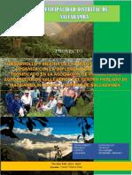 Proyecto de La Asociacion de Productores Agro Valle Verde
