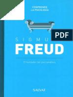 01 Sigmund Freud, Colección Comprende La Psicología - SALVAT