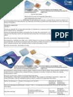 Guía de actividades y rúbrica de evaluación - Fase 1 - Conceptualizar temáticas para Proyectos de Seguridad Informática