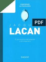 06 Jacques Lacan, Colección Comprende La Psicología - SALVAT