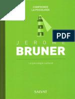 12 Jerome Bruner, Colección Comprende La Psicología - SALVAT