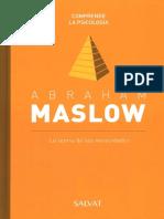 14 Abraham Maslow, Colección Comprende La Psicología - SALVAT