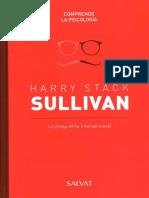 15 Harry Stack Sullivan, Colección Comprende La Psicología - SALVAT