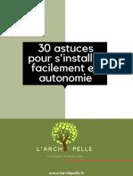 30 Astuces pour s'installer facilement en autonomie.pdf