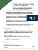 PSICOLOGIA HOSPITALAR E DA SAÚDE 3 Correção