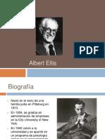 Teorías de la personalidad-Albert-Ellis-Expoo