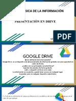 Actividad 9 Unidad 5 Presentación Google Drive
