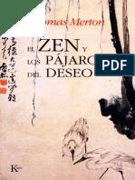 Thomas Merton - El zen y los pájaros del deseo.pdf