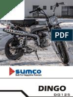 Manual Usuario Skyteam SKYMAX ST 125 en castellano