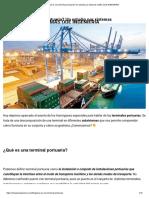 ¿Qué es una terminal portuaria_ Un estudio por sistemas _ MÁS QUE INGENIERÍA