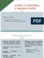 Clase 20 - PCP - Programación de operaciones (1)