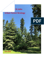 Fort St. John - Urban Forest Strategy, June 2020