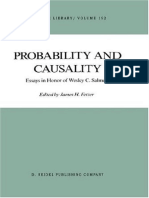 Probability and Causality Essays in Honor of Wesley C. Salmon by Wesley C. Salmon (auth.), James H. Fetzer (eds.) (z-lib.org).pdf