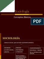 2.5. Sociología