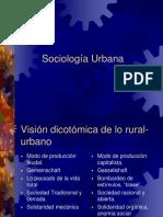 2.10 Sociología urbana