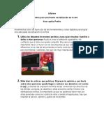 Lineamientos para una buena socialización en la red.docx