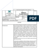 informe requeson