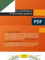 Actividad Economica y Politica (1)