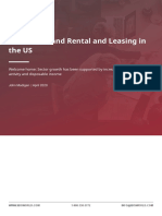 IBISWorld Real Estate and Rental and Leasing in the US Industry Report