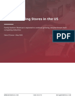 IBISWorld - 2020 Family Clothing Stores in the US Industry Report