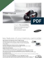 Samsung Camcorder