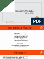 PLAN DE MANEJO AMBIENTAL  TERMINADO