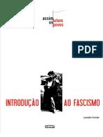 Introdução ao Fascismo - Leandro Konder