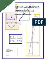 Geometría Analítica Demostrativa