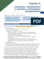 Traumatismos, clasificación de las lesiones y tratamiento perioperatoria.pdf