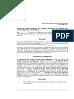 memorial solicitando copias oral de pension alimenticia