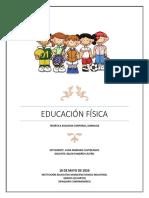 educacion fisisca
