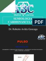 7. Semiología cardiovascular II