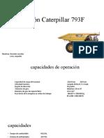 CamiónCaterpillar793F