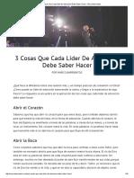3 Cosas Que Cada Líder De Adoración Debe Saber Hacer - Marco Barrientos.pdf