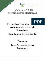 mercadotecnia electronica