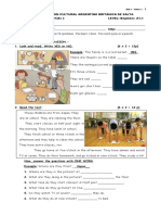 Kids 2 - Pre Test to Final Exam 2012.docx