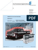 HYDRONIC D5 for Chevy Duramax Diesel Engines Service Manual