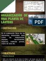 TEMA 1 - DISTRIBUCION DE PLANTA DE LACTEOS