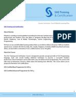 SAS Training and Certification 2.0 - Curriculum.pdf