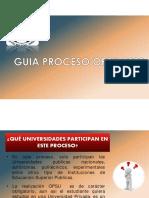 GUIA PROCESO OPSU 2020 CPSD